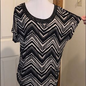 Women's Dress barn Size XL Blouse